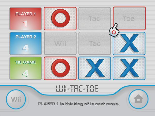 Thumbnail 1 for Wii-Tac-Toe v0.5